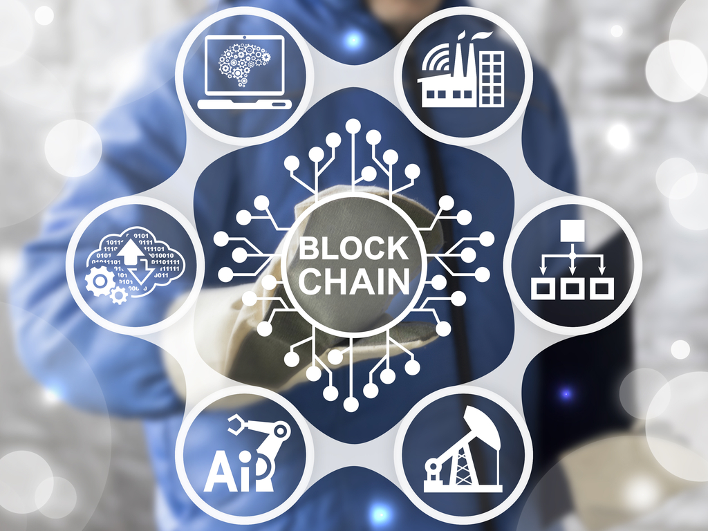 How The Blockchain Technology is Changing the Way Industries Work | wstr.me