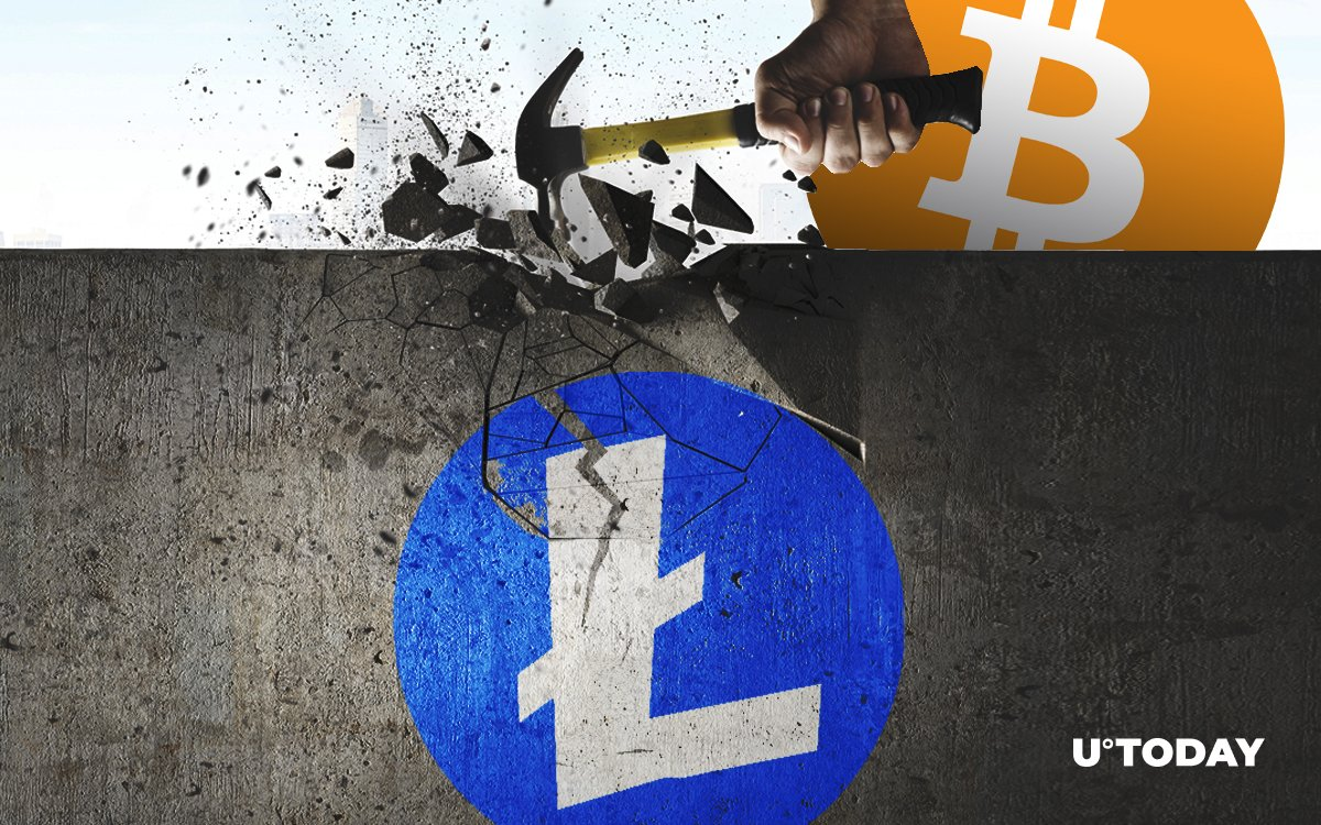 Litecoin Halving Failed to Raise LTC Price But Bitcoin Halvening Will Work | u.today