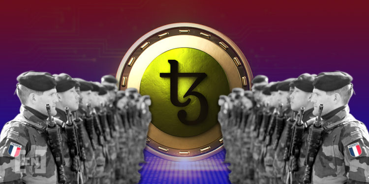 Tezos Smart Contracts Already Being Used by French Army   BeInCrypto